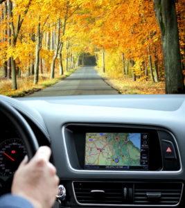 Navigation Update navigation system